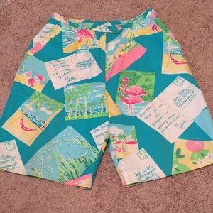 Lily Pulitzer Shorts 🌷💕